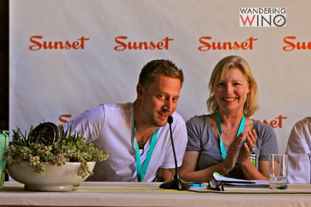 Top Chef Michael Voltaggio interview at Savor Central Coast