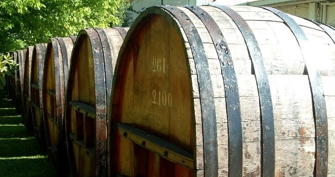 Barrel Tasting Anyone?